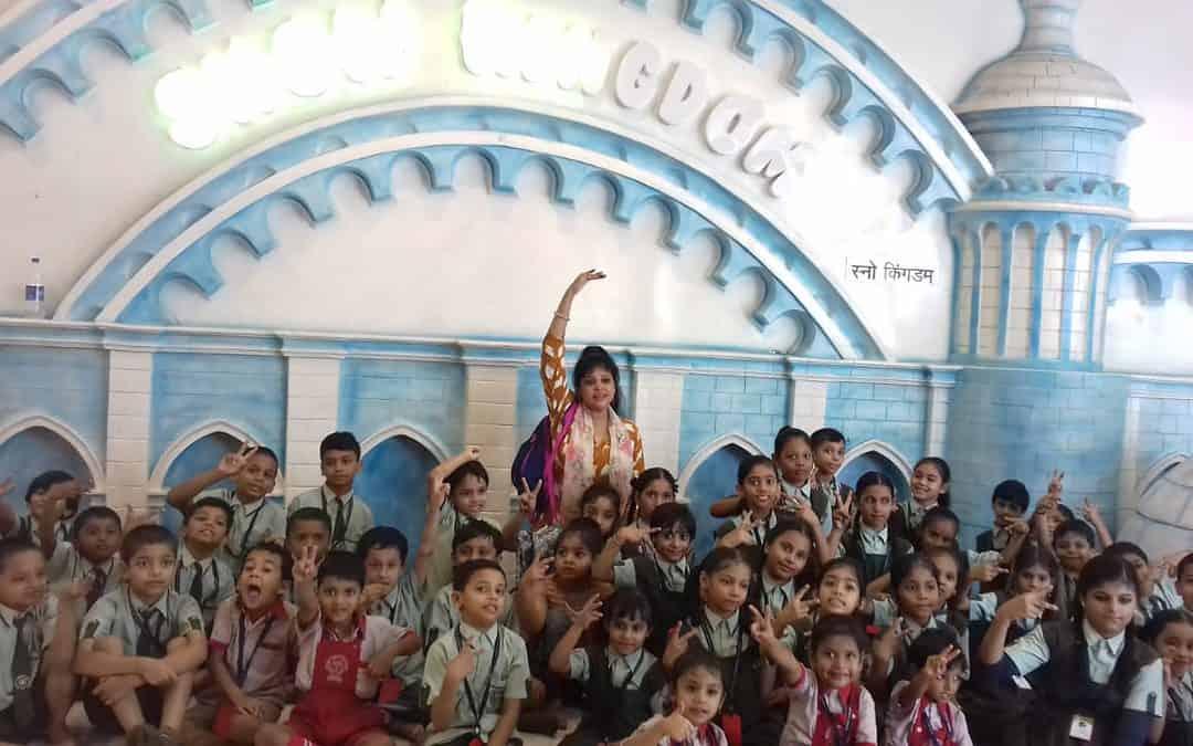 Educational visit of  ROSARY Kidz